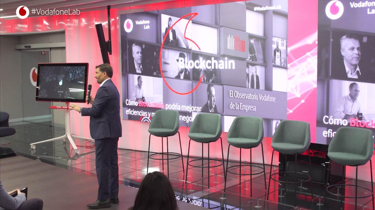 OVE Blockchain Banca y Seguros 27 septiembre 2018