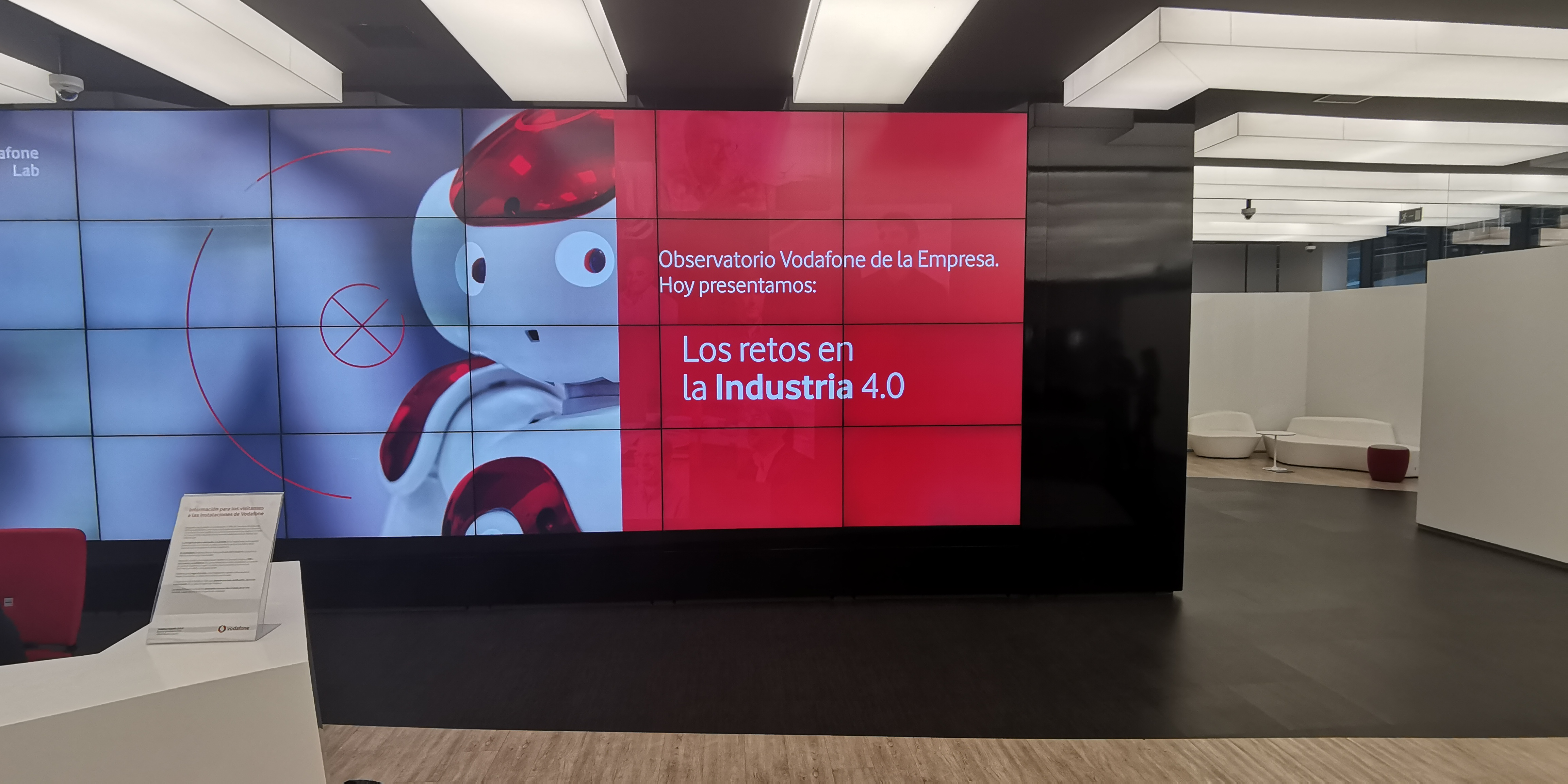 Observatorio Vodafone de la Empresa. Industria 4.0